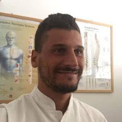 Daniele Russo - osteopata fisioterapista Roma